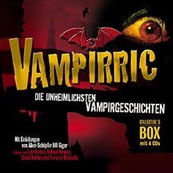 Vampirric. Die unheimlichsten Vampirgeschichten