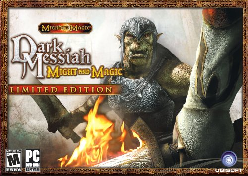 Dark Messiah of Might & Magic Limited Edition - PC (Dark Messiah Of Might And Magic Xbox 360)