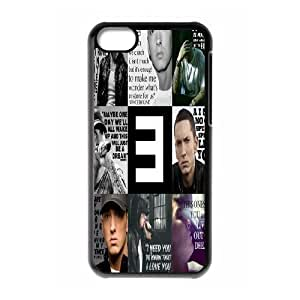 Custom High Quality WUCHAOGUI Phone case Eminem - Super Singer Protective Case For iphone 5/5s iphone 5/5s - Case-6