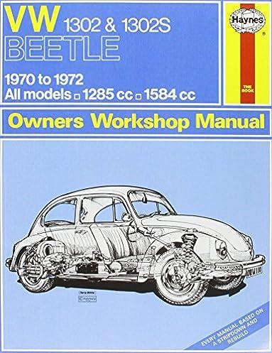Classic vw haynes manual 1972 ebook array vw 1302s super beetle owner u0027s workshop manual haynes publishing rh amazon com fandeluxe Image collections