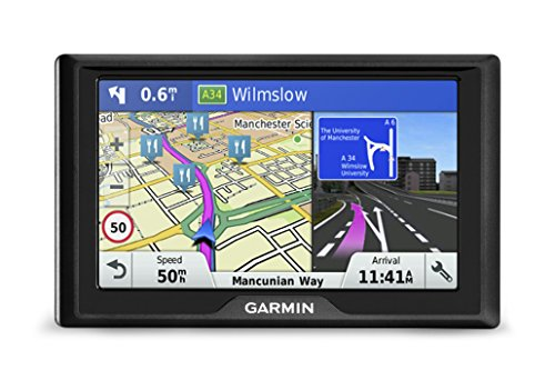 Garmin Drive 40LM Satellite Navigation with UK and Ireland...