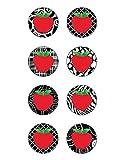 apple behavior chart - Teacher Created Resources Fancy Apples Mini Stickers (5547)