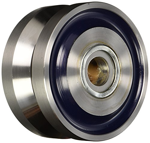 RWM-Casters-VFT-0630-12-6-x-3-V-Groove-Wheel-with-Tapered-Roller-Bearing-for-34-Axle-7000-Pound-Capacity