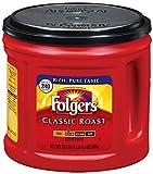 Amazon Price History for:Folgers Classic Roast Ground Coffee, 30.5 oz