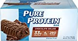 Pure Protein High Protein Bar, 32 Grams of Protein, Chocolate Deluxe, 2.75 Oz, 12 Ct. 3