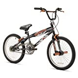 Razor Aggressor BMX/Freestyle Bike, 20-Inch, Black/Red