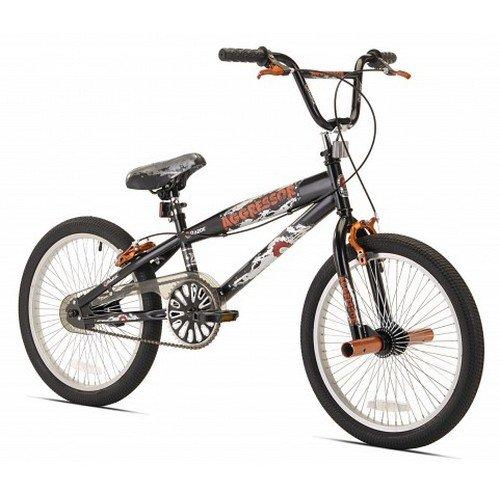 (Razor Aggressor BMX/Freestyle Bike, 20-Inch, Black/Red)