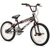 Razor Aggressor BMX/Freestyle Bike, 20-Inch, Black/Red