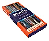 Best Chronicle Books Pencils - Space Swirl Colored Pencils: 10 Two-Tone Pencils Featuring Review