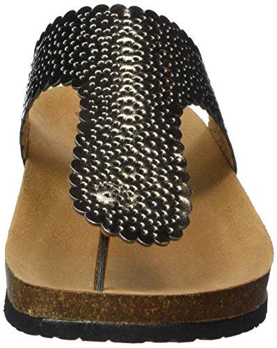 Gabor Gabor - Mules Mujer Plateado - Silber (68 antiksilber)