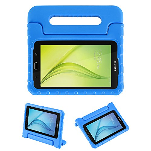 NEWSTYLE Tab E Lite 7.0 & Tab 3 Lite 7.0 Kids Case - Shockproof Light Weight Protection Handle Stand Kids Case for Samsung Galaxy Tab E Lite 7.0 Inch 2016 - Kids Samsung Tab Tablet 3 Case