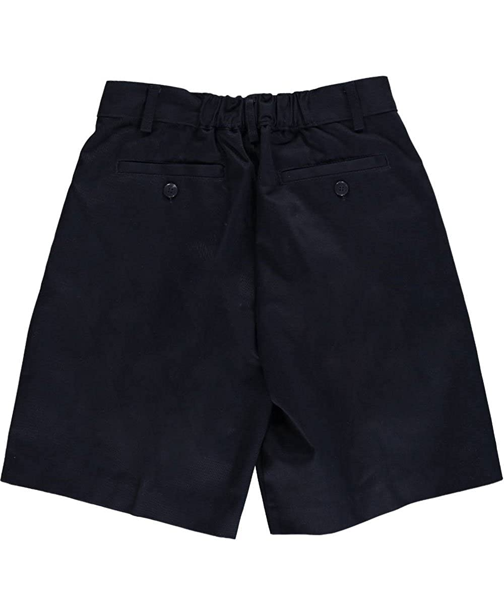 Universal Basic Unisex Pleated Shorts
