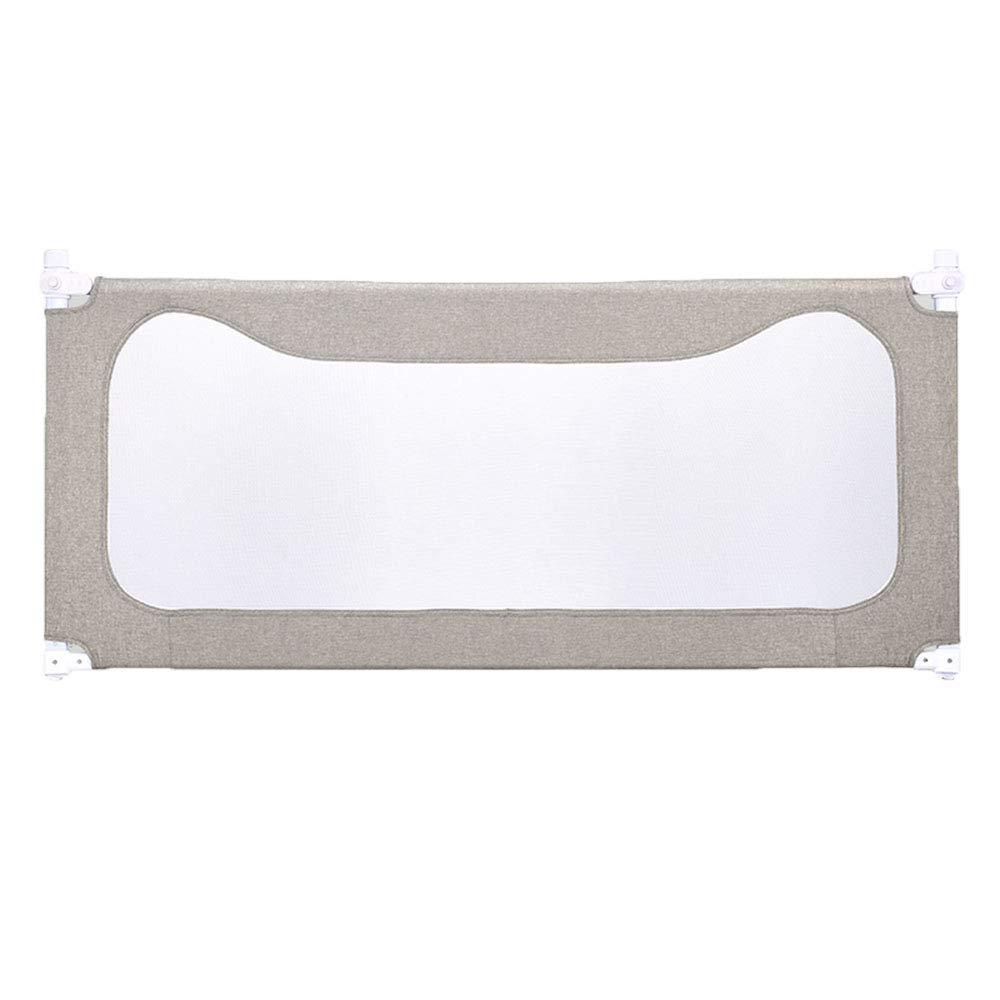 XIAOMEI ベッドフェンスベビーアンチ秋ユニバーサル保護バー3色-1.5 / 1.8 / 2.0M (色 : C, サイズ さいず : 2M) 2M C B07L8VR4BV