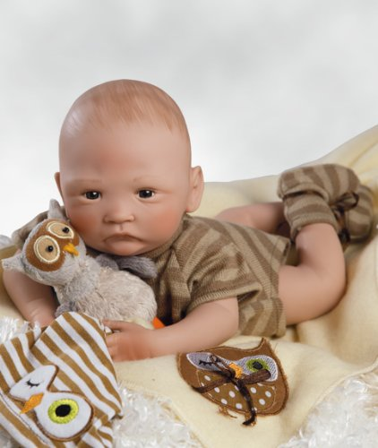 Paradise Galleries Reborn Baby Doll Like Real Life Newborn