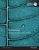 Economics, Global Edition, 6th Edition Front Cover