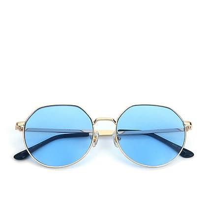 Sakuldes Gafas de Sol polarizadas Retro de la Pesca Gafas de Sol polarizadas para Las Mujeres