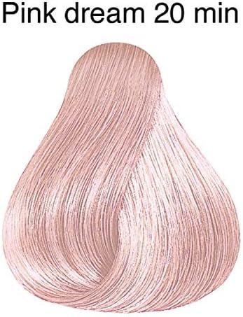 Wella Color Touch Instamatic - Tinte para el cabello (60 ml), color rosa