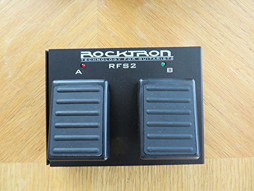 Rocktron RFS2 dual On/Off guitar amp (Crate Amplifier)