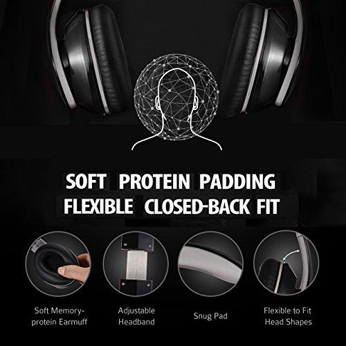 Аппаратура для сценического Mpow Bluetooth Headphones