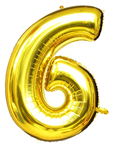 langxun-40-number-6-air-filled-helium-gold-mylar-balloons-for-birthday-party-supplies