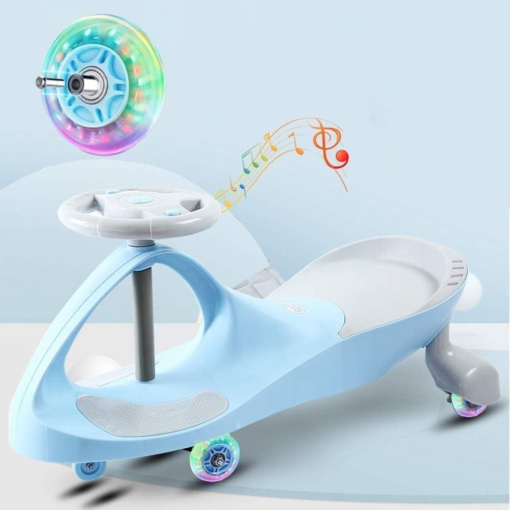 ZCR Oscilación En Automóvil En giratoria Vespa Tiene una Rueda Intermitente, y la música Swing Coche es Conveniente for niños de 1-6.
