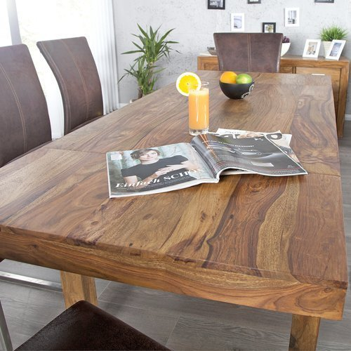 Fashion Commerce FC632 Tavolo Rovere Naturale Allungabile, Legno ...
