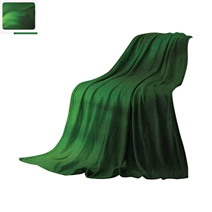 Amazon Forest Green Throw Blanket Abstract Pattern With Color Beauteous Forest Green Throw Blanket