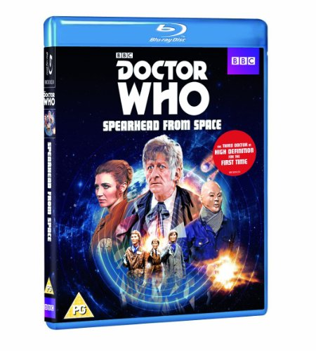 Doctor Who: Spearhead from Space - Special Edition [Blu-ray]