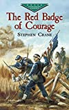Image of The Red Badge of Courage (Dover Children's Evergreen Classics)