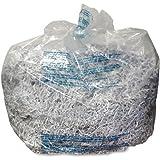 GBC 5000 Shredder Bag - 32 gal - 25/Box - Plastic - Clear