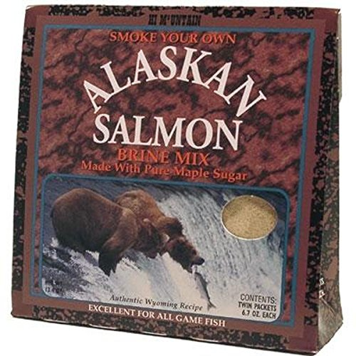 - Hi Mountain Alaskan Salmon Brine, 13.4 Oz