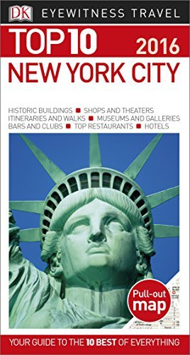 York Eyewitness Travel Guide 2016 02 02