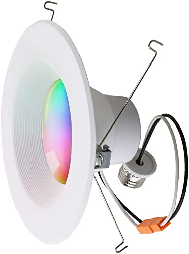 Euri Lighting LIS-DLC1000e LED WiFi Smart Downlight 5 6 75W Equal 13W