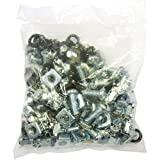 LMS Data M6 Cage Nuts & Screws (Bag Of 50)