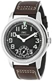 IWC Men's IW325401 Pilots Watch Vintage 1936 Black Dial Watch