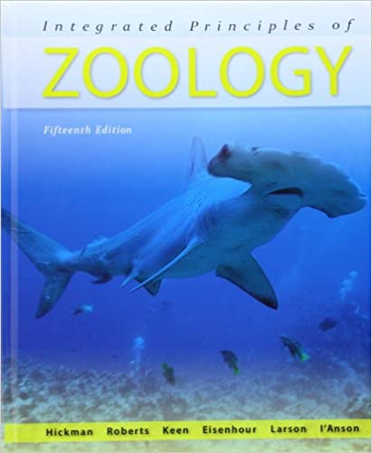 Integrated Principles of Zoology 11th Ed and 14th Ed. - C. Hickman, L. Roberts, A. Larson [PDF]