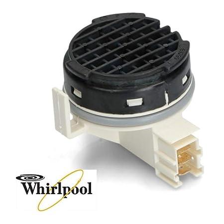 Interruptor pulsador de membrana para lavavajillas Whirlpool Ikea ...