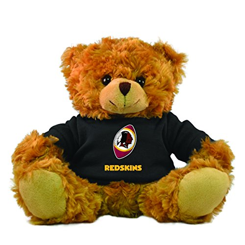 NFL Washington Redskins Hoodie Bear, 9-inch