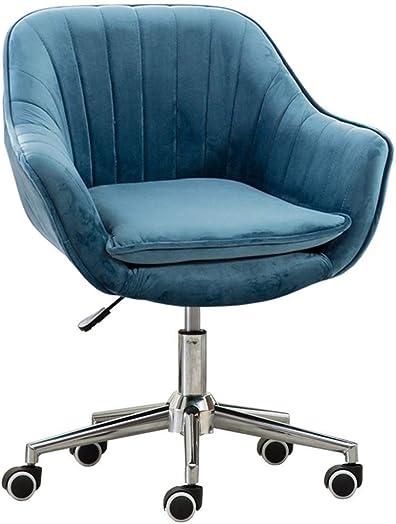 JLL Modern Desk Comfort Swivel Fabric Home Office Task Chair