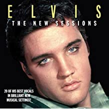 Elvis: The New Sessions [Audio CD] Elvis Presley