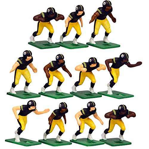 Pittsburgh Steelers Home Jersey NFL Action Figure