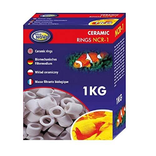 1 kg Acuario cerámica Anillos - Filtro tubos: Amazon.es: Productos para mascotas