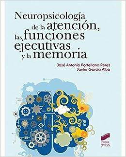 Neuropsicología De La Atención, Las Funciones Ejecutivas Y La Memoria por José Antonio/garcía Alba, Javier Portellano Pérez epub