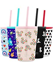 Simple Modern Insulated Stainless Steel Thermos Tumbler for Toddlers Girls Boys