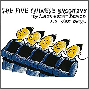 The Five Chinese Brothers Audiobook