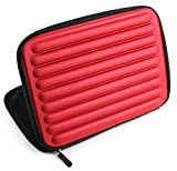 Best CASE-ON Ipad Cases Skins - DURAGADGET Red Shock And Water Resistant Memory Foam Review
