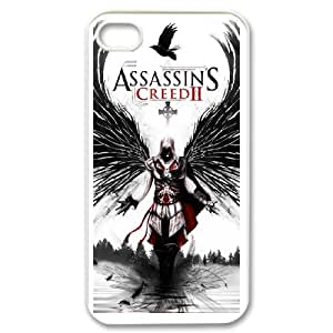 iPhone 4,4S Phone Case Assassin's Creed H2K53713
