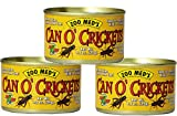 Kyпить Zoo Med Laboratories Can O Crickets Pet Food, 1.2 Ounce Each (3 Pack) на Amazon.com