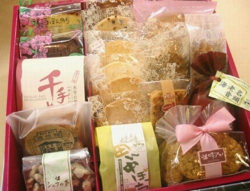 ロリアン洋菓子店 送料無料イチオシ焼き菓子セット(詰め合わせ) 20点入り