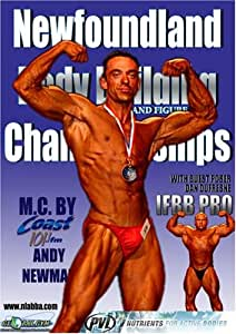 Newfoundland Amateur Body Building and Figure Championships